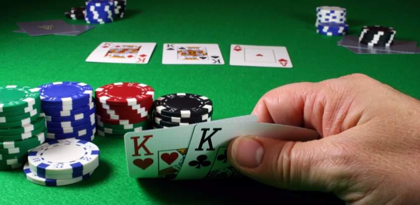 Game bài Xì Tố quốc tế - Poker Texas Hold'em