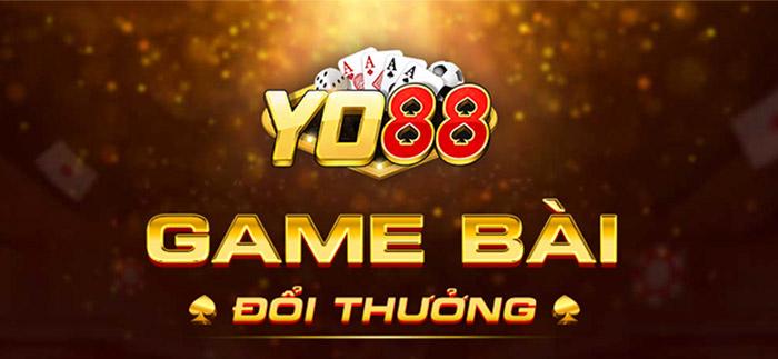 Yo88 – Trải nghiệm ngay những trò chơi game đánh bài đổi thưởng hot nhất hiện nay