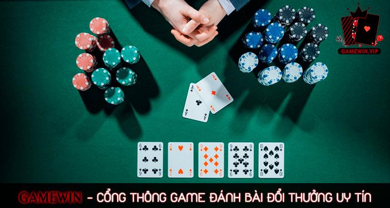 Game bài Poker nghệ thuật của chiến thuật tâm lý