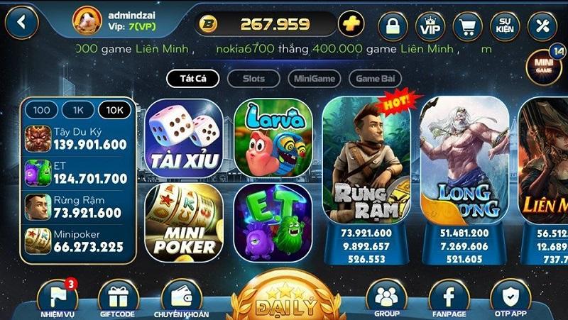 Big Club – Phiên bản game bài đổi thưởng hoàn hảo, bền vững dành cho bạn
