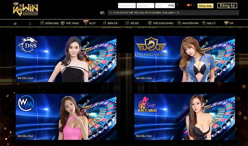 K9vn - Sòng bạc Casino hàng đầu hiện nay
