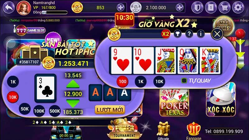 Game Mini Poker là gì? Làm thế nào để chinh phục được thể loại game hấp dẫn này
