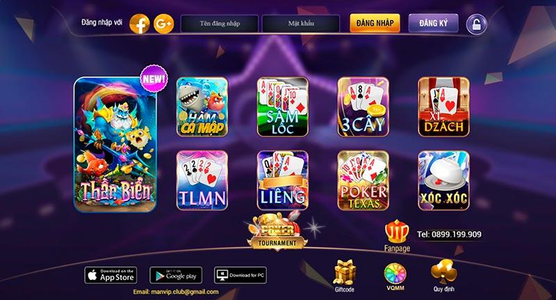 Kho game bài online đổi thưởng đẹp mắt và mới lạ