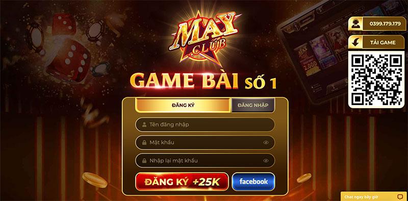 MayClub   MayWin – Cổng game bài đổi thưởng số 1 tiền thật đổi thẻ cào uy tín nhất 2020