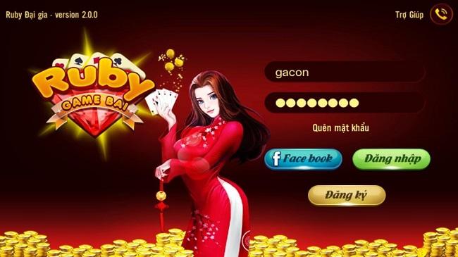 Rubyvip – Siêu phẩm game bài đổi thưởng hot nhất hiện nay 2020