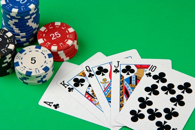 Chiến thuật ép bài để có thể chiến thắng không phải dễ dàng