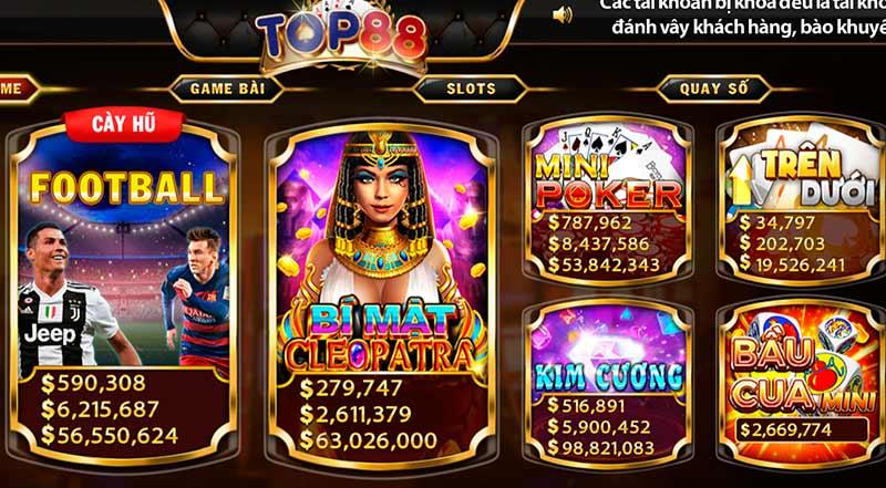Nhà cái casino với kho game bài đổi thưởng đồ sộ và hấp dẫn