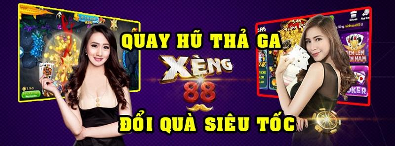 Xeng88 Club – Siêu phẩm game bài đổi thưởng – săn hũ đổi thưởng không thể bỏ qua