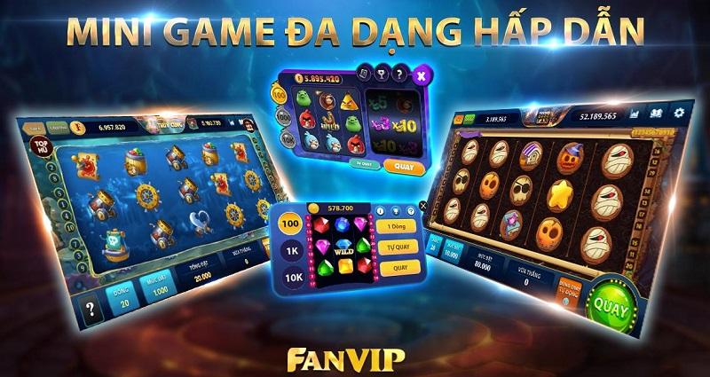 FanVip Club – Cổng game bài đổi thưởng phiên bản bom tấn cực mạnh