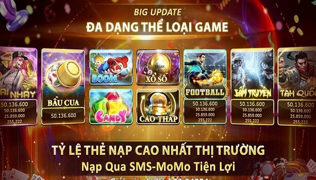H88.Win – Tựa game bài đổi thưởng phiên bản mới đỉnh cao của Big88