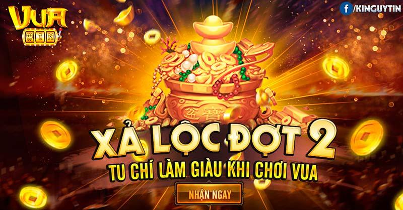 Giftcode game bài Vua Win 25/7/2020: Xả Lộc đợt 2 – Làm giàu khi chơi Vua