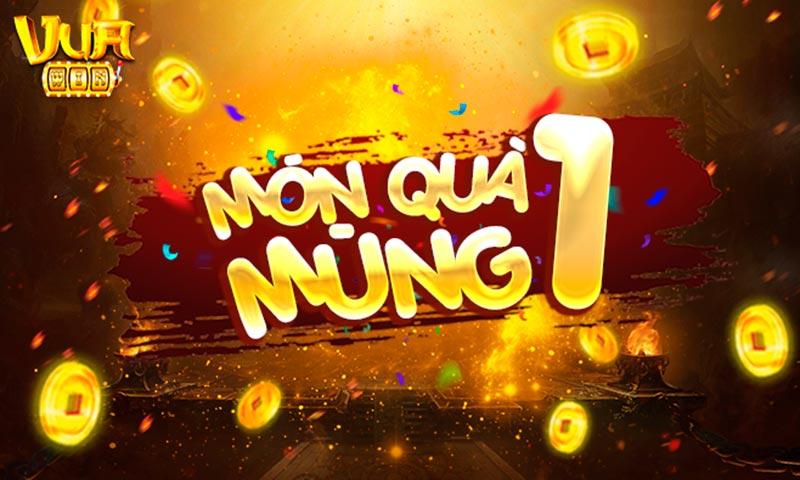 Giftcode game bài Vua Win 21/7/2020 – Món quà mùng 1 đầu tháng