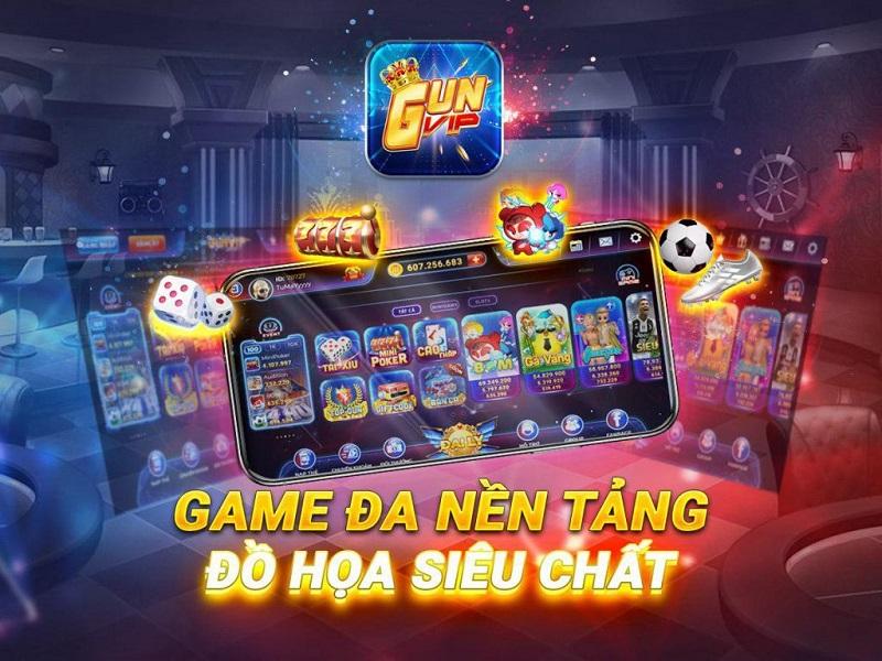 GunVip | GunVip.Fun – Hệ thống game bài đổi thưởng chơi phải chất, đầy đẳng cấp