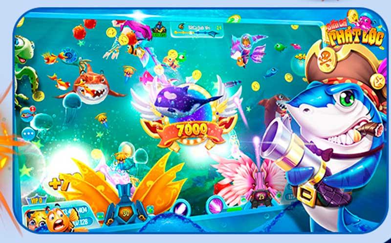 Kinh nghiệm chơi game bắn cá cực đỉnh – Bách phát, Bách trúng