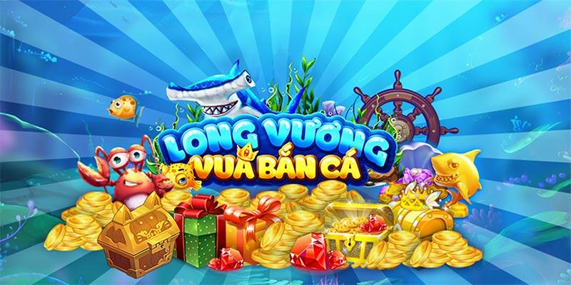 """Long Vương Club – """"Nghiện"""" game bắn cá đổi thưởng thì đừng bỏ lỡ cổng game đỉnh cao này"""