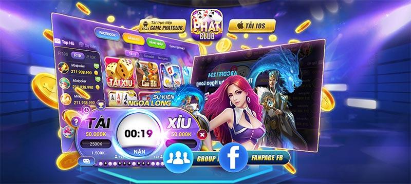 Phat Club   Phat88   Phat79 - Cổng game bài đổi thưởng Không Có Hòa, Chỉ Có Phát