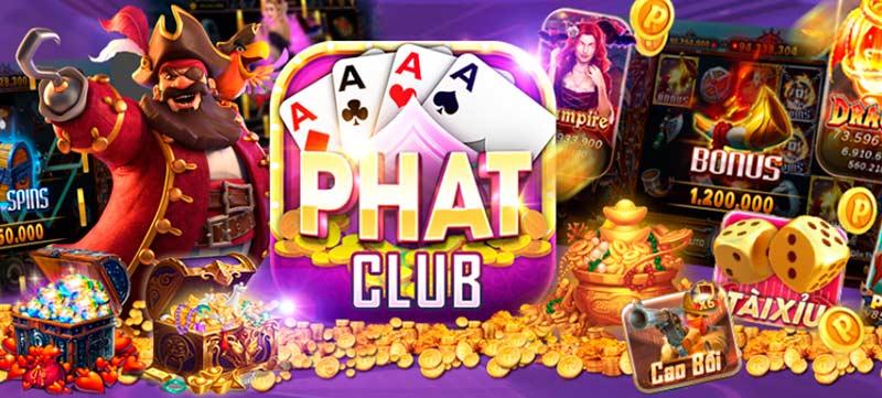 Phat Club | Phat88 | Phat79 – Cổng game bài đổi thưởng Không Có Hòa, Chỉ Có Phát