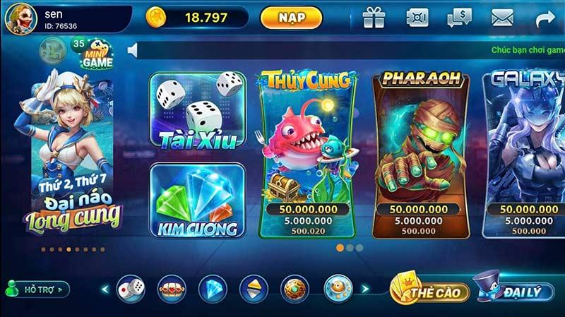 Vinh Fun | Vinh Club - Phiên bản game bài đổi thưởng đập sò không biên giới
