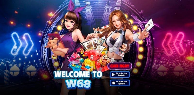 W68 Club | W68 Vip – Đẳng cấp game bài đổi thưởng xứng tầm siêu phẩm hàng đầu