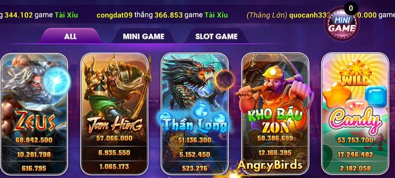 ZingXu.Fun – Game Slot và Game bài đổi thưởng uy tín hàng đầu châu Á