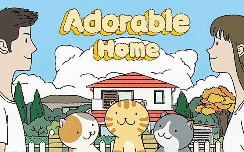 Adorable Home là gì? - Giải mã sức hút kỳ lạ của game nuôi mèo cực hot hiện nay