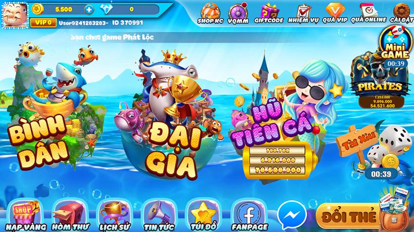 Bắn Cá 86 Club – Cổng game bắn cá đổi thưởng hàng đầu Việt Nam