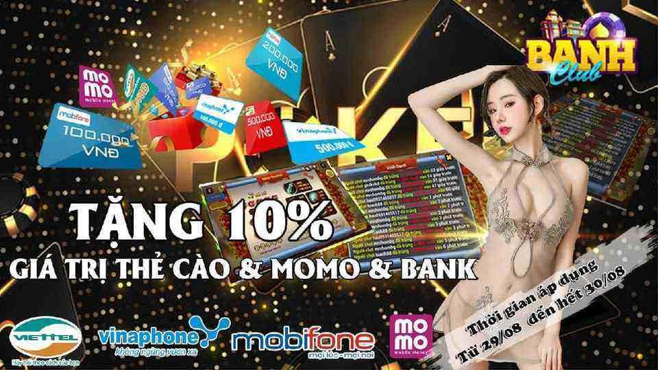 Banh Club giftcode game 29/8/2020: Ngập tràn GIFTCODE – Khuyến mại cực sốc