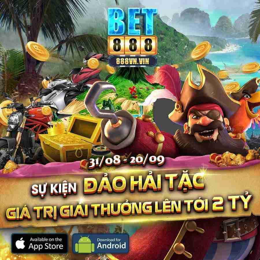 Bet888 Club giftcode game 28/8/2020: Vua Hải Tặc tháng 9 – Loan tin nhận Code