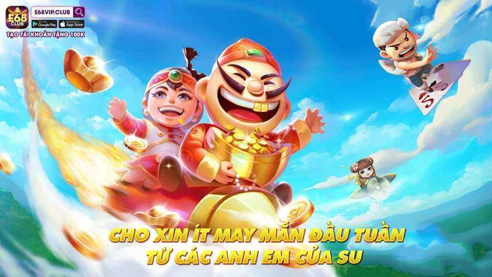 E68 Club giftcode game 18/8/2020: Phát Lộc tháng 8