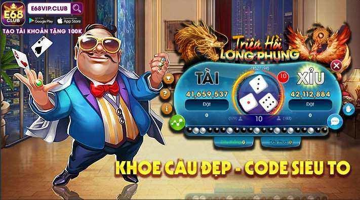 E68 Club giftcode game 27/8/2020: Khoe cầu đẹp – Code siêu to