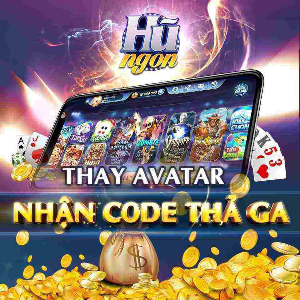 Hũ Ngon Club giftcode game 23/8/2020: Thay Avatar – Nhận Code tẹt ga