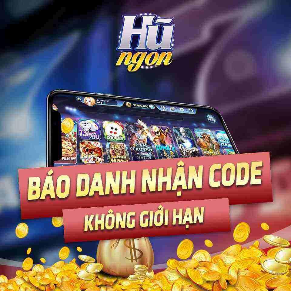 Hũ Ngon Club giftcode game 28/8/2020: Đăng Ký Tân Thủ – Hứng Code Hũ Ngon