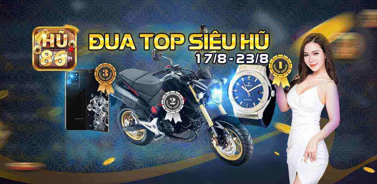 Hũ 86 giftcode game 19/8/2020: Đua Top Siêu Hũ Ẵm Đồ Hiệu – Từ 17/08 Đến 23/08