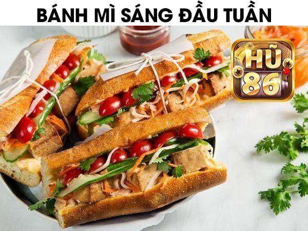 Giftcode game bài Hũ 86 Club 10/8/2020: Bánh mỳ sáng đầu tuần