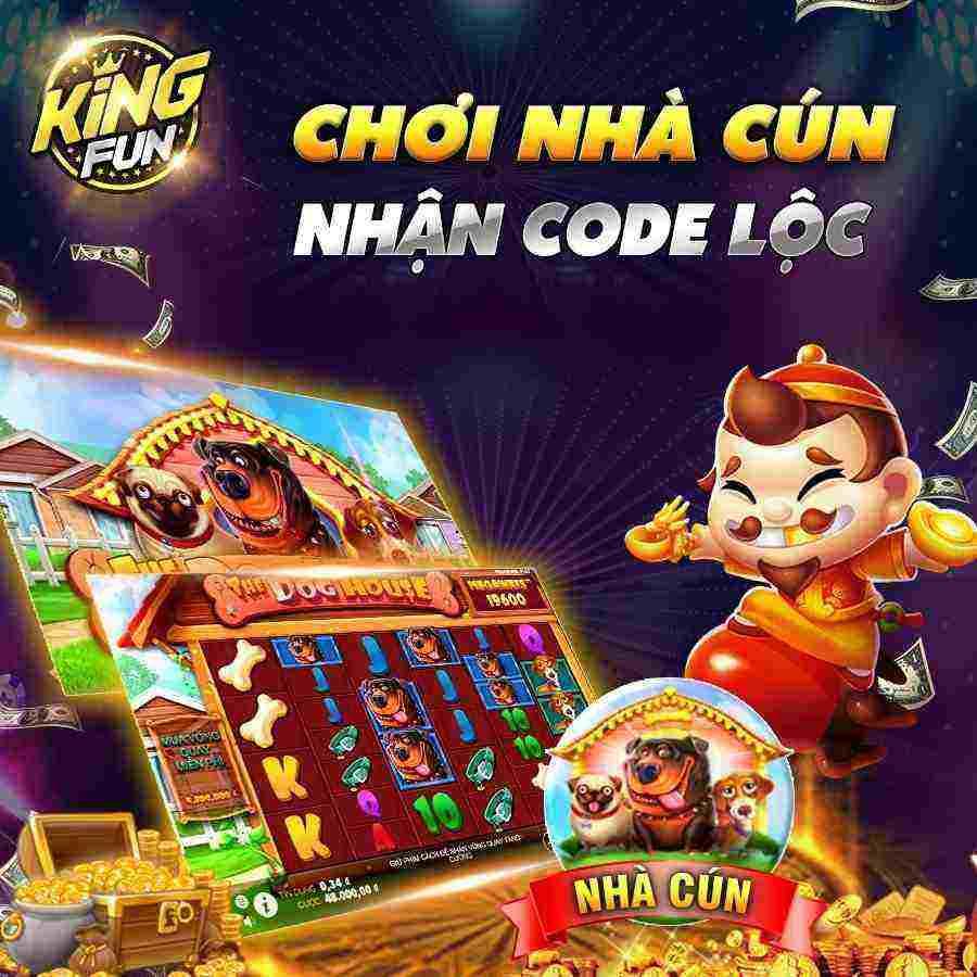 Giftcode game bài King Fun 8/8/2020: Chơi game nhận Code Lộc