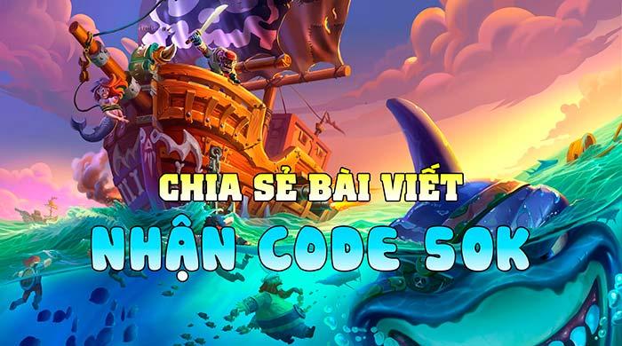 Giftcode game bài Liên Minh Bắn Cá 4/8/2020: Chia sẻ nhận Code 50k