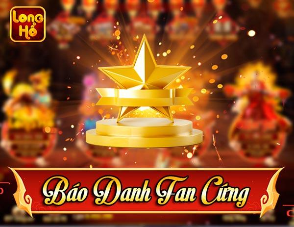 Giftcode game bài Long Hổ Club 3/8/2020: Fan Cứng hào hứng nhận quà