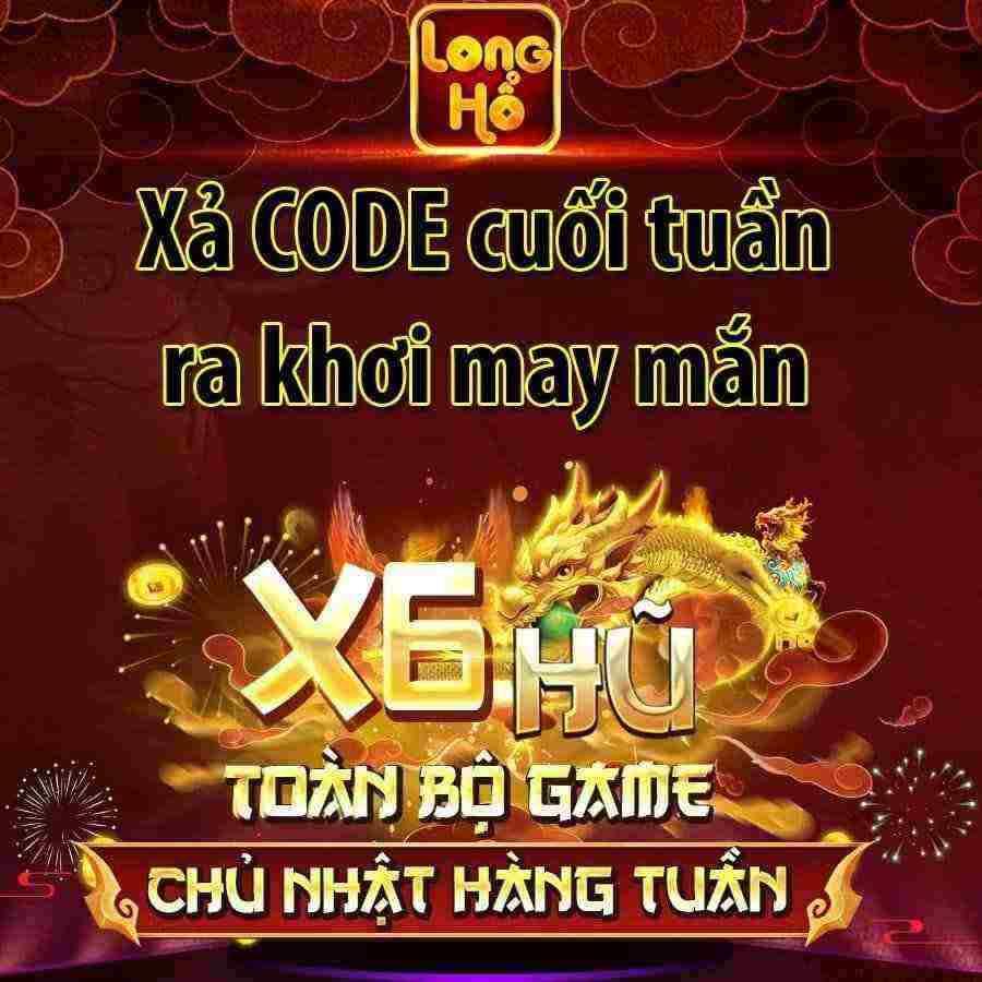 Giftcode game bài Long Hổ Club 8/8/2020: Xả Code cuối tuần – Ra khơi may mắn