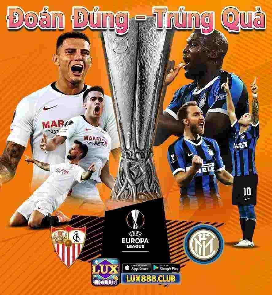 LuxClub giftcode game 21/8/2020: Dự đoán kết quả chung kết UEFA Europa League
