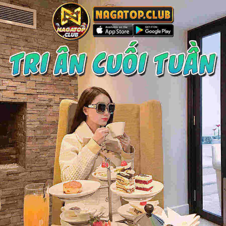 NagaVip Club giftcode game 23/8/2020: Báo danh Tri Ân cuối tuần