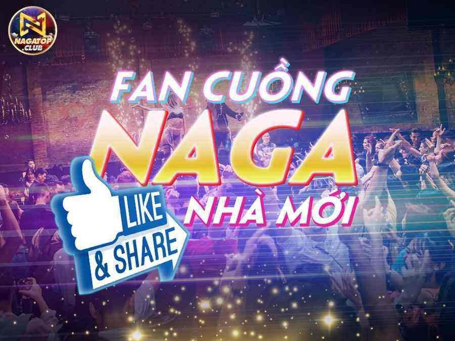 NagaVip Club giftcode game 24/8/2020: Tặng Lộc Tân Gia cho anh em
