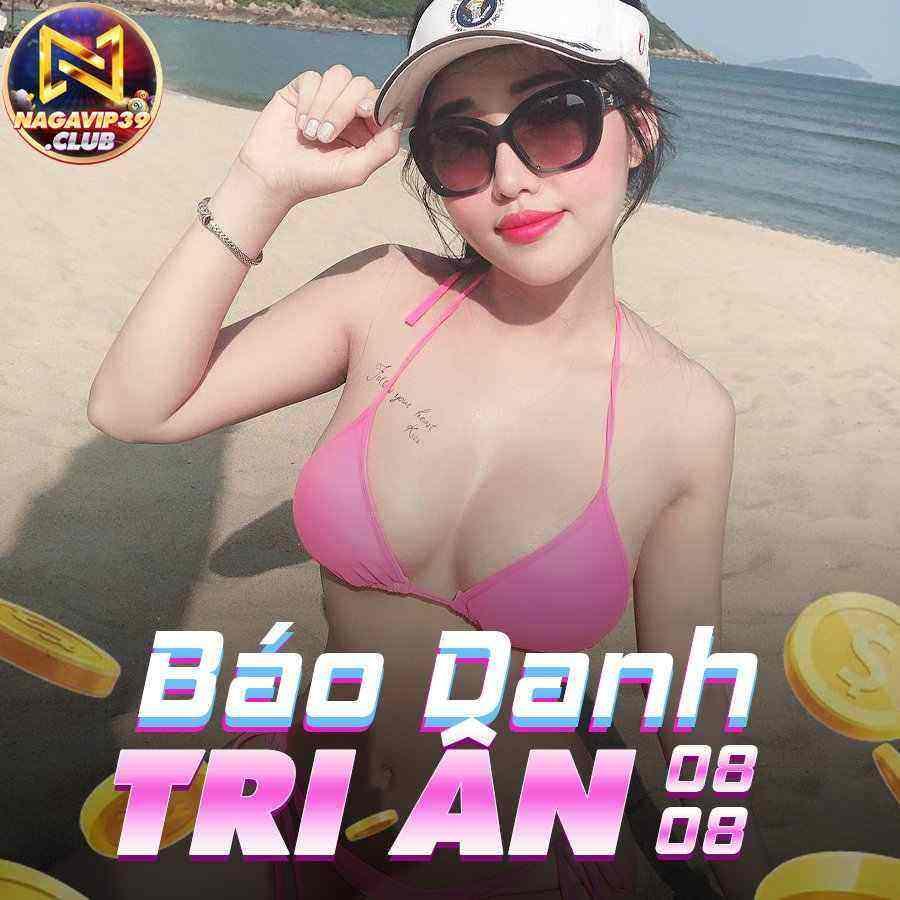 Giftcode game bài NagaVip Club 8/8/2020: Báo danh Tri Ân ngày 08/08
