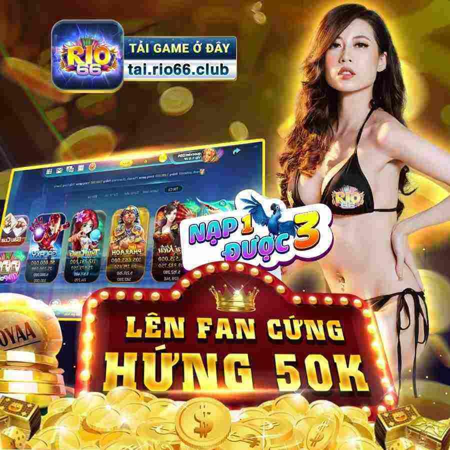 Rio66 Club giftcode game 26/8/2020: Lên Fan Cứng – Hứng Code Khủng 50k