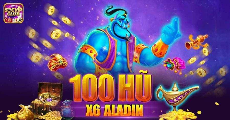 SocVip Club giftcode game 24/8/2020: X6 Aladin – Chia sẻ nhận Code