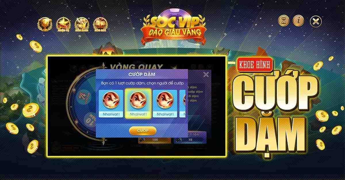 Giftcode game bài SocVip Club 7/8/2020: Khoe hình cướp Dặm – Là nhận ngay Code