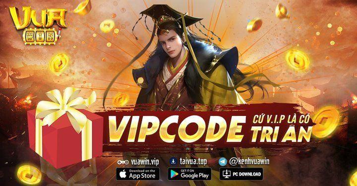 Giftcode game bài Vua Win 14/8/2020: Quà Tri Ân Tháng 8 Theo Cấp Vip