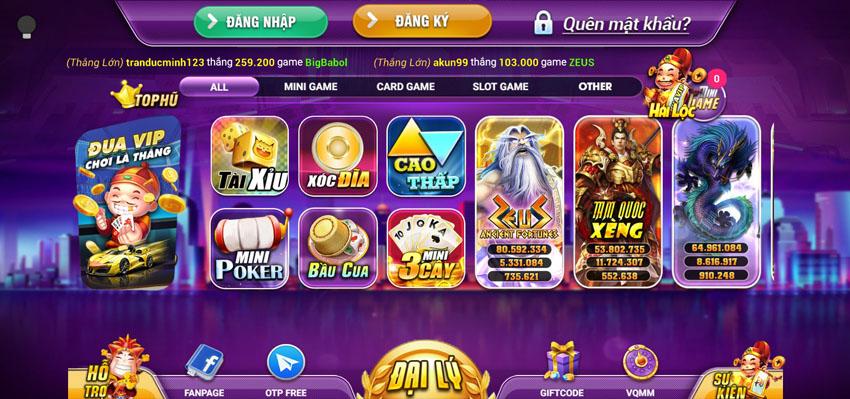 HaVip - Kho game đánh bài đổi thưởng hàng đầu