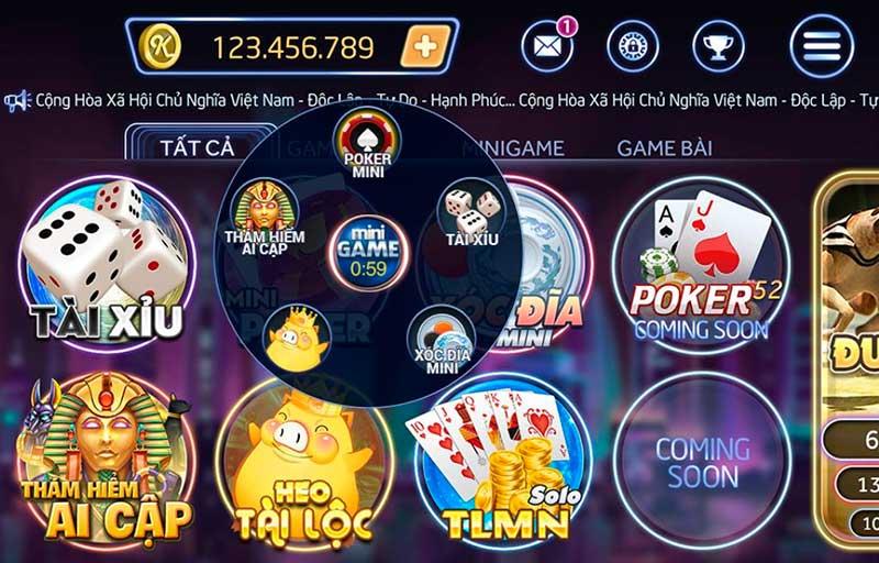 Siêu phẩm Keeng Vip đổi thưởng kho trò chơi hàng đầu