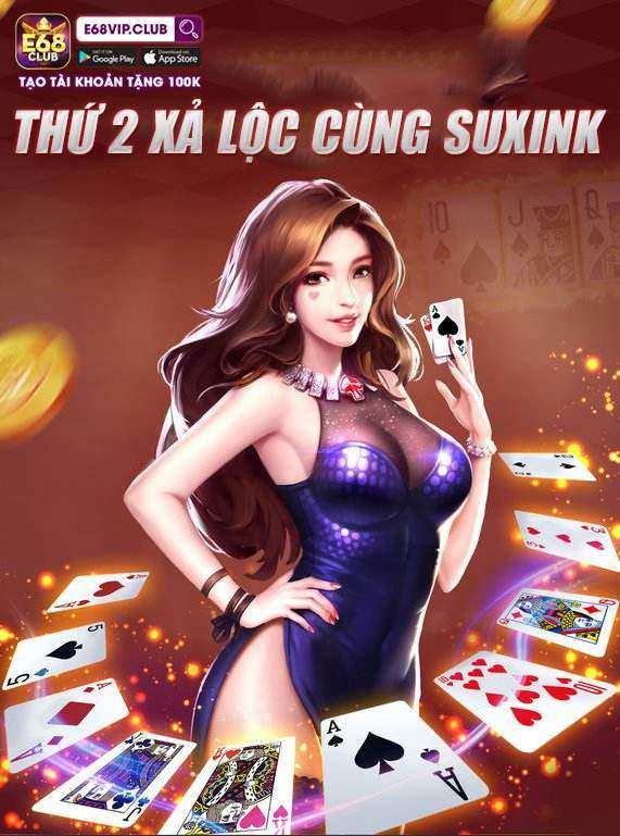 Giftcode game bài E68 Club 10/8/2020: Phát Lộc thứ 2 đầu tuần