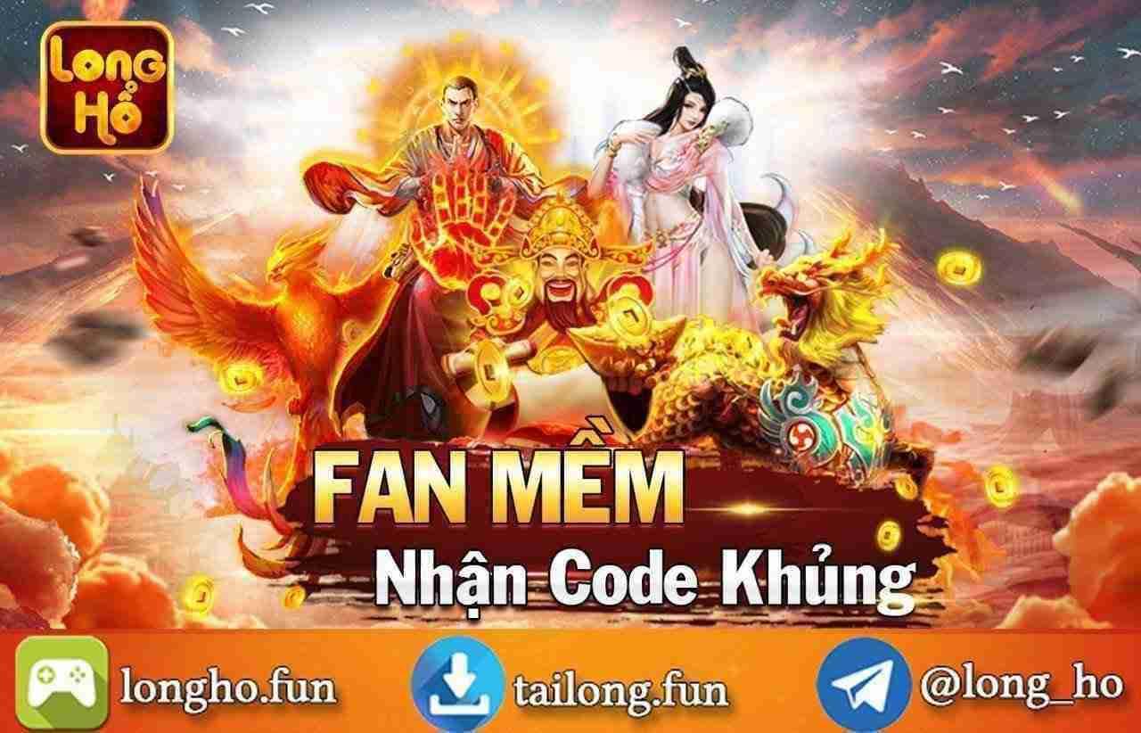 Giftcode game bài Long Hổ Club 9/8/2020: Fan mềm báo danh – Thả phanh Code khủng